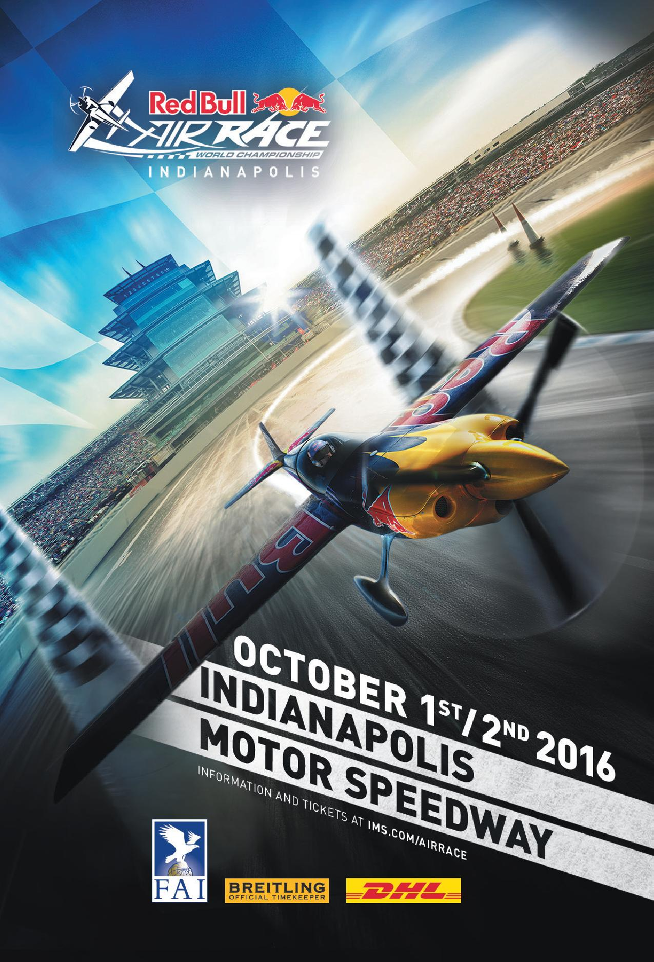 Red Bull Air Race @ Indianapolis Motor Speedway